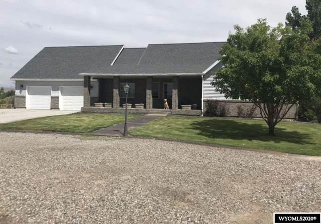 1013 Killdeer Circle, Worland, WY 82401 (MLS #20200618) :: Lisa Burridge & Associates Real Estate