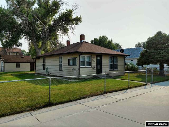 323 W 24 Avenue, Torrington, WY 82240 (MLS #20201231) :: Lisa Burridge & Associates Real Estate