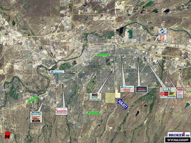 East 25th Hope St, Casper, WY 82609 (MLS #20201518) :: Real Estate Leaders