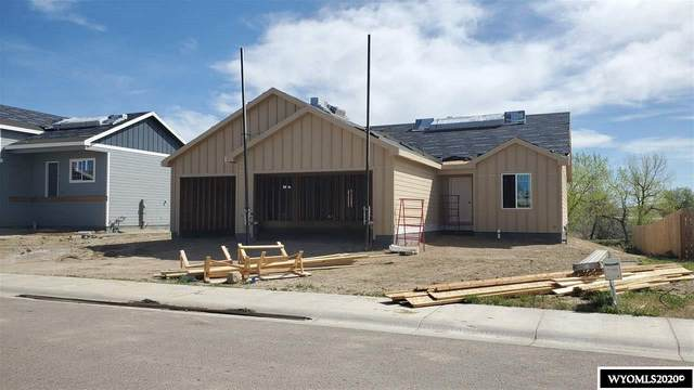 745 Camp Davis Circle, Evansville, WY 82636 (MLS #20202026) :: Lisa Burridge & Associates Real Estate