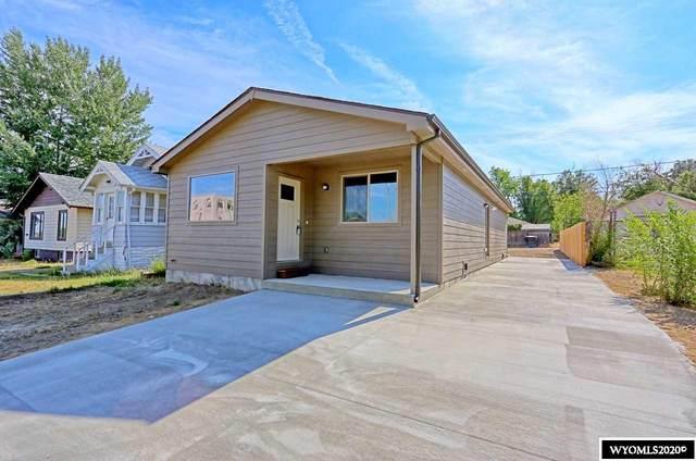 1753 S Poplar Street, Casper, WY 82601 (MLS #20203884) :: Lisa Burridge & Associates Real Estate