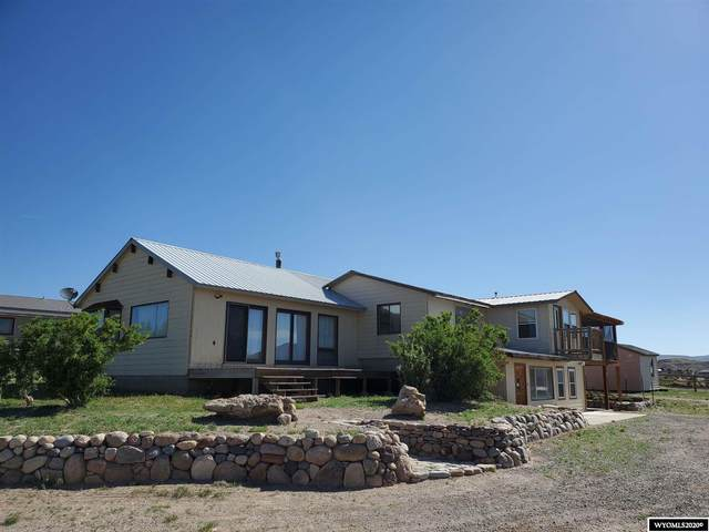 305 Valley View Drive, Dubois, WY 82513 (MLS #20204445) :: RE/MAX The Group