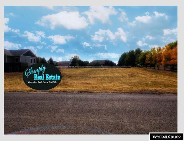 E 30th, Torrington, WY 82240 (MLS #20205399) :: RE/MAX The Group