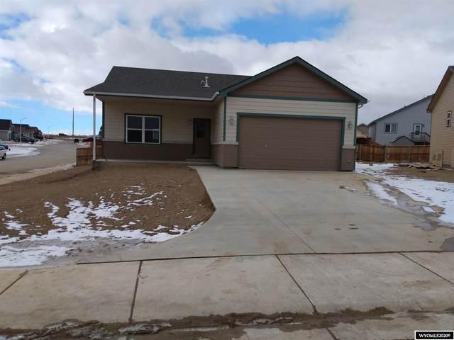 926 Dusty Terrace, Mills, WY 82604 (MLS #20206178) :: Real Estate Leaders