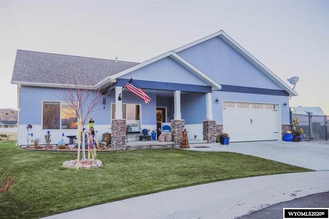 125 Roaring Fork Court, Lander, WY 82520 (MLS #20206301) :: RE/MAX Horizon Realty
