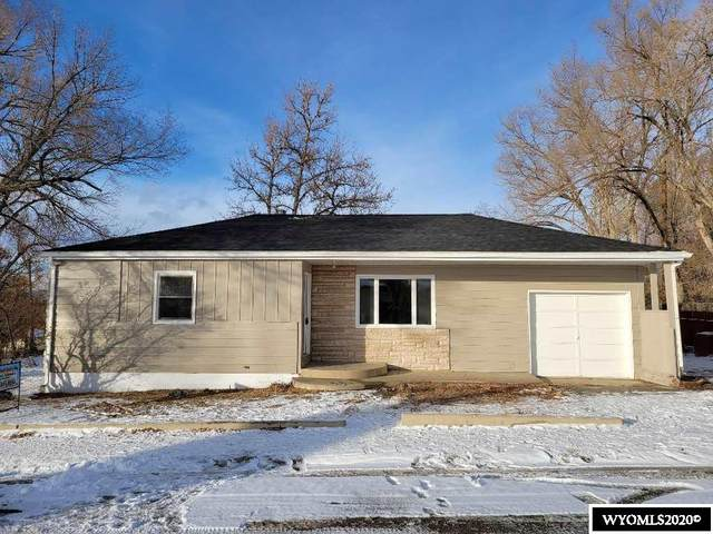 1405 Collins Street, Rock Springs, WY 82901 (MLS #20206488) :: Real Estate Leaders
