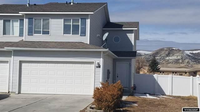 508 Dinwoody Way, Rock Springs, WY 82901 (MLS #20210159) :: Broker One Real Estate