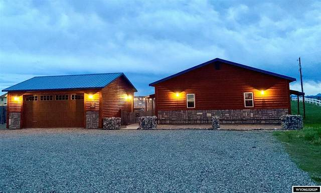 2 Chapparal, Douglas, WY 82633 (MLS #20210702) :: Broker One Real Estate