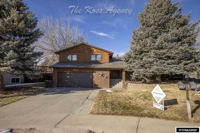 1938 Park Court, Douglas, WY 82633 (MLS #20211048) :: Real Estate Leaders