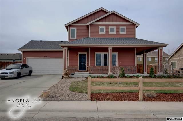 1701 E 25th Street, Casper, WY 82601 (MLS #20212263) :: Lisa Burridge & Associates Real Estate