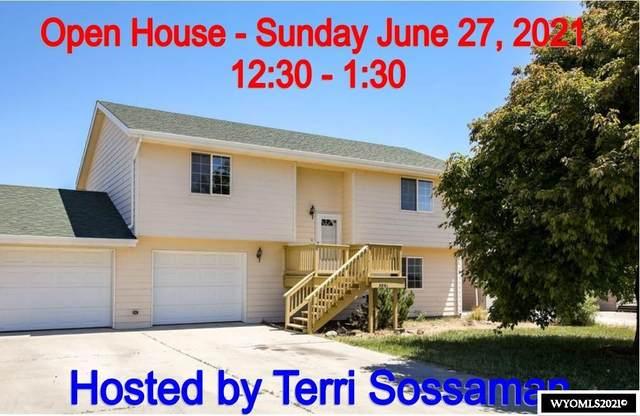 3331 Whispering Springs, Casper, WY 82604 (MLS #20213427) :: Real Estate Leaders