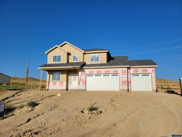 485 West View Way, Mills, WY 82604 (MLS #20214141) :: Lisa Burridge & Associates Real Estate