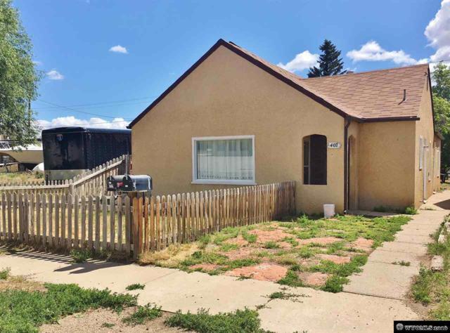 407-407 1/2 12th Street, Rawlins, WY 82301 (MLS #20156438) :: Lisa Burridge & Associates Real Estate