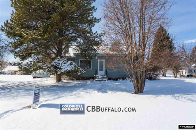 440 S Wyoming, Buffalo, WY 82834 (MLS #20166796) :: Lisa Burridge & Associates Real Estate