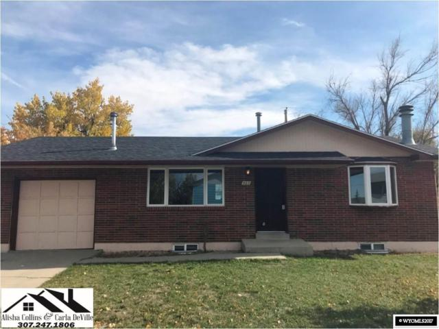 467 N Curtis, Evansville, WY 82636 (MLS #20176468) :: RE/MAX The Group