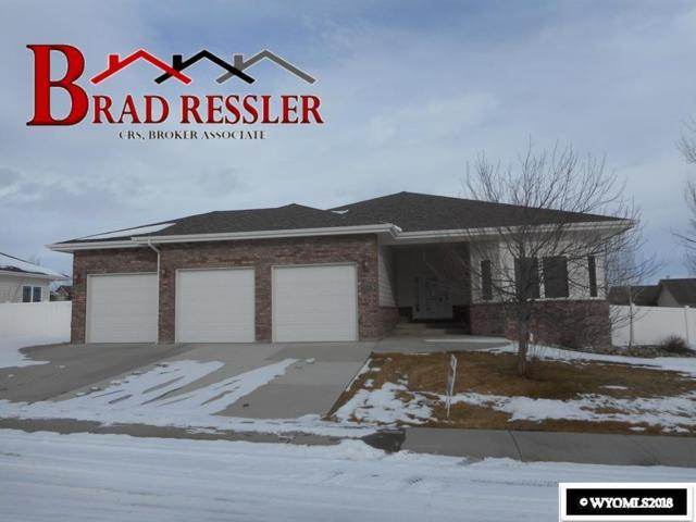 4540 E 22nd Street, Casper, WY 82609 (MLS #20180099) :: Lisa Burridge & Associates Real Estate