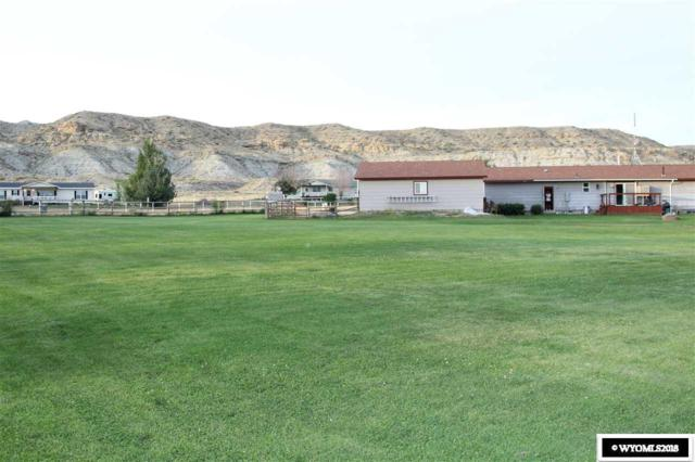 88 Cliff Drive, Riverton, WY 82501 (MLS #20180299) :: Real Estate Leaders