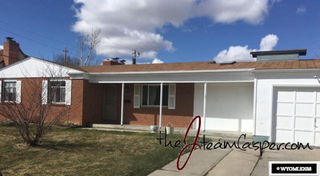 3200 Arroyo Drive, Casper, WY 82604 (MLS #20181969) :: Real Estate Leaders