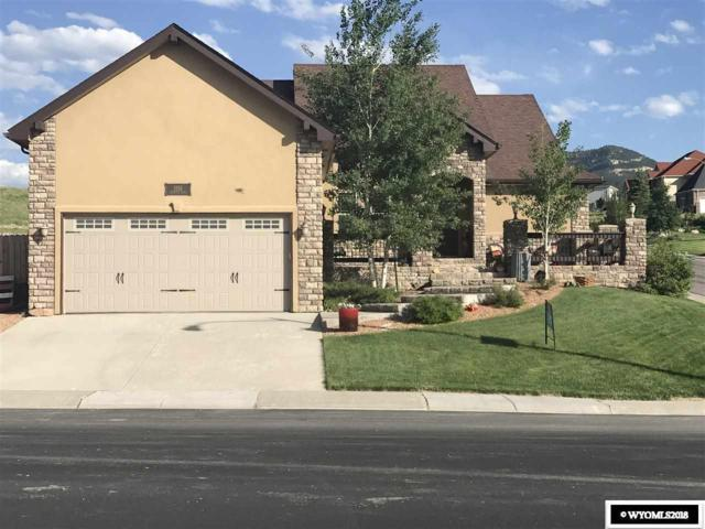 1151 Goodstein Drive, Casper, WY 82604 (MLS #20182011) :: Real Estate Leaders