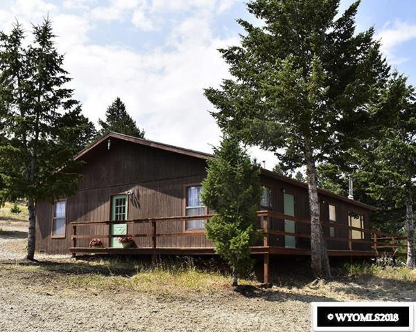 48 Bachelor Creek Court, Dubois, WY 82513 (MLS #20182607) :: RE/MAX The Group