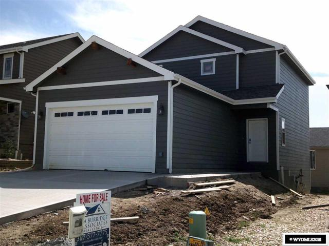 875 Pebble Mountain Drive, Mills, WY 82604 (MLS #20182716) :: Real Estate Leaders