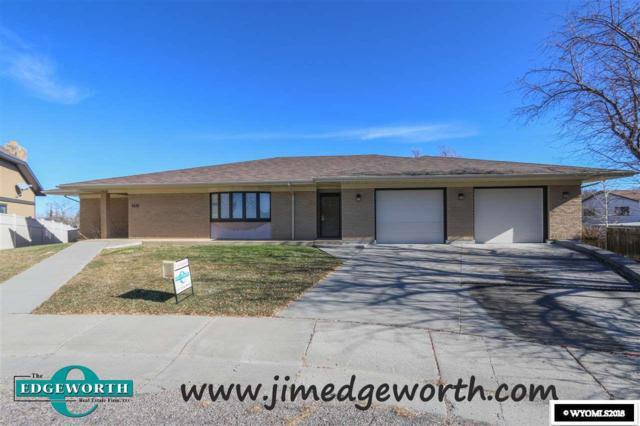 1431 S Center Street, Casper, WY 82601 (MLS #20182859) :: Lisa Burridge & Associates Real Estate