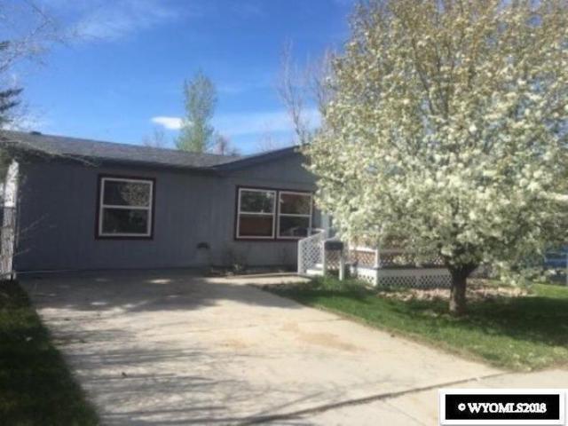 314 N Nebraska, Casper, WY 82609 (MLS #20183204) :: Lisa Burridge & Associates Real Estate