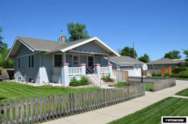 1338 S Spruce, Casper, WY 82601 (MLS #20183828) :: Real Estate Leaders