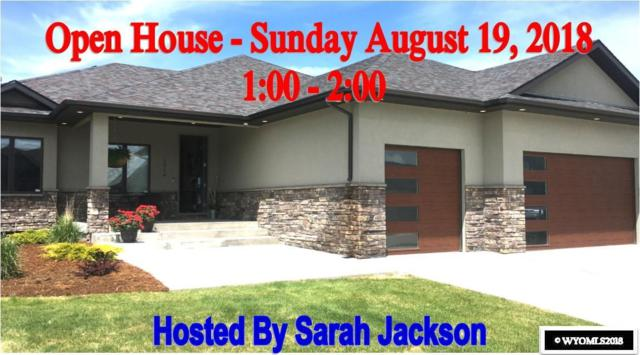 2924 Croydon Drive, Casper, WY 82609 (MLS #20184186) :: Lisa Burridge & Associates Real Estate