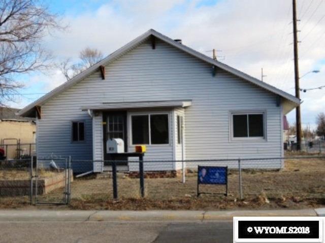 1101 N Wolcott Street, Casper, WY 82601 (MLS #20184339) :: Real Estate Leaders