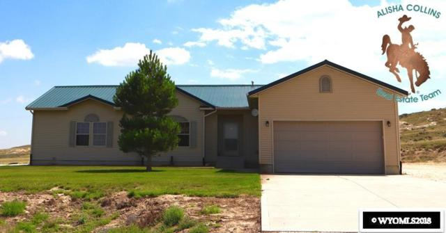 12 Peirce Ct, Glenrock, WY 82636 (MLS #20184386) :: RE/MAX The Group