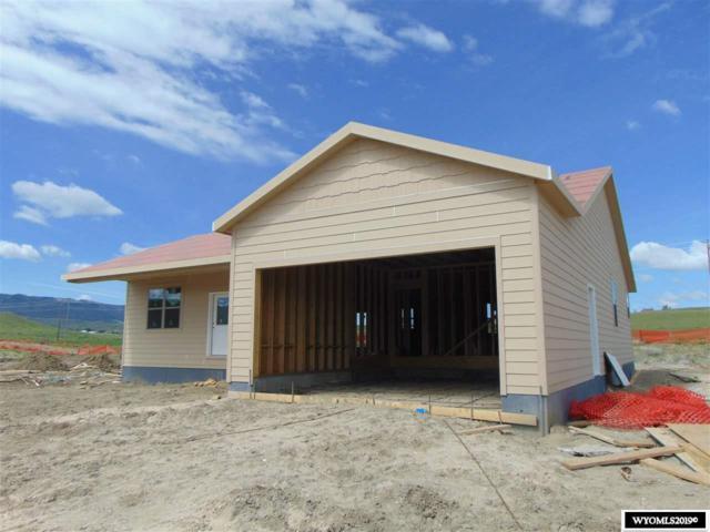 2510 Hope Street, Casper, WY 82604 (MLS #20190545) :: Lisa Burridge & Associates Real Estate