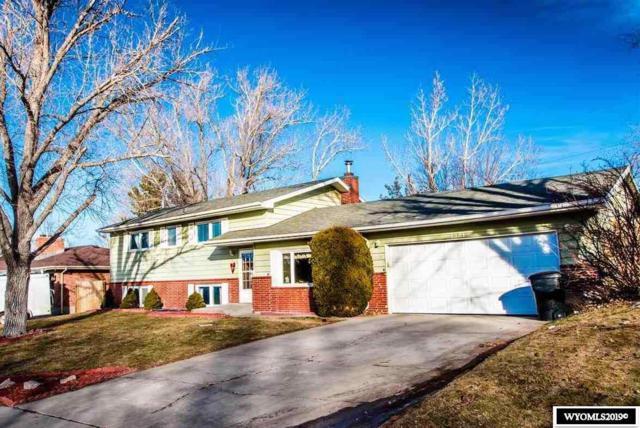 1321 Nottingham Drive, Casper, WY 82609 (MLS #20191012) :: Lisa Burridge & Associates Real Estate
