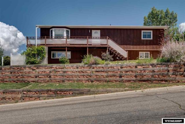 805 E 16th Street, Casper, WY 82601 (MLS #20193814) :: Real Estate Leaders