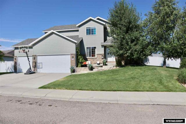 1810 Clifton Avenue, Casper, WY 82609 (MLS #20194407) :: RE/MAX The Group