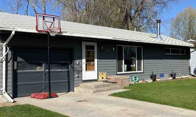 1604 Culbertson Ave, Worland, WY 82401 (MLS #20196641) :: RE/MAX The Group