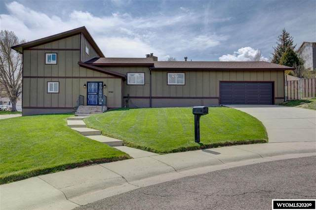 3740 Arroyo Drive, Casper, WY 82604 (MLS #20202272) :: RE/MAX The Group