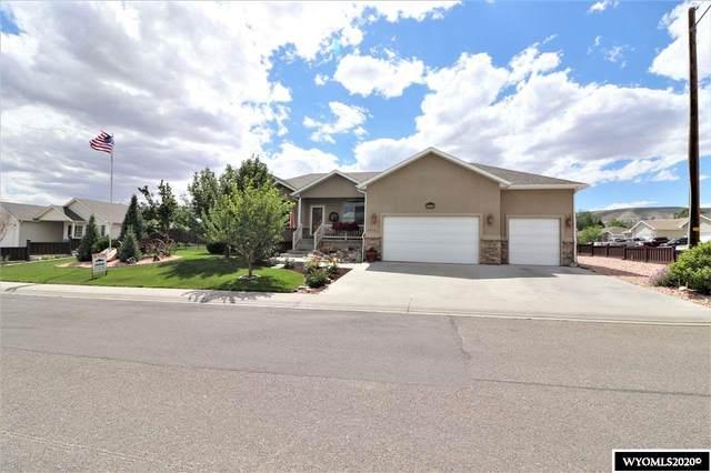 2310 Popo Agie Drive, Rock Springs, WY 82901 (MLS #20202415) :: Lisa Burridge & Associates Real Estate