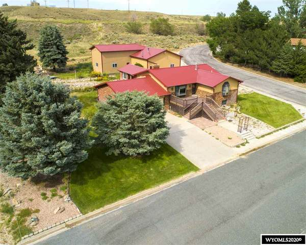 200 W 10th Street, Lingle, WY 82223 (MLS #20203552) :: RE/MAX The Group