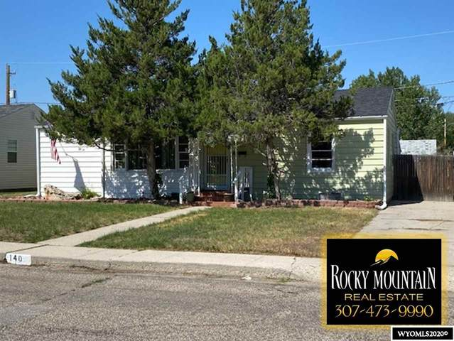 1404 S Maple Street, Casper, WY 82604 (MLS #20203990) :: RE/MAX The Group