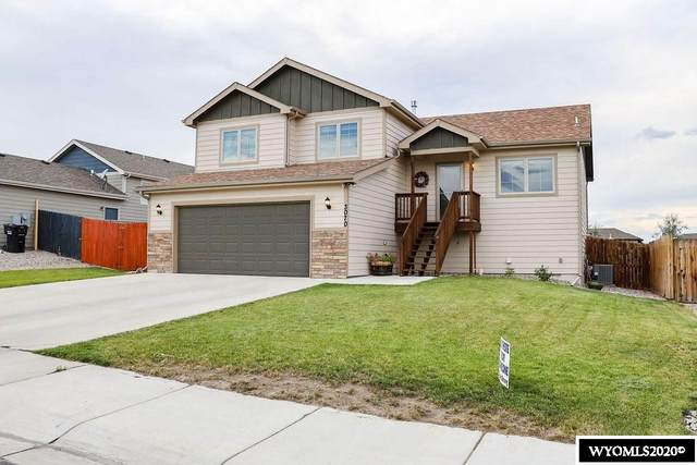3070 Indian Springs, Casper, WY 82604 (MLS #20204210) :: RE/MAX The Group