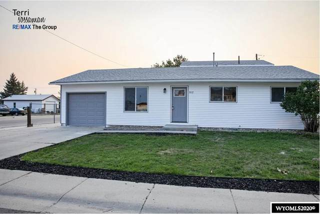 312 Missouri Street, Evansville, WY 82636 (MLS #20205327) :: RE/MAX The Group