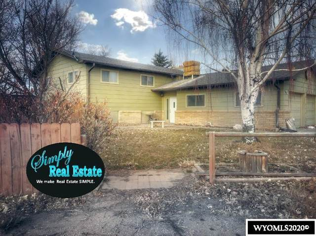 7206 Mckenna Rd, Torrington, WY 82240 (MLS #20205985) :: Real Estate Leaders