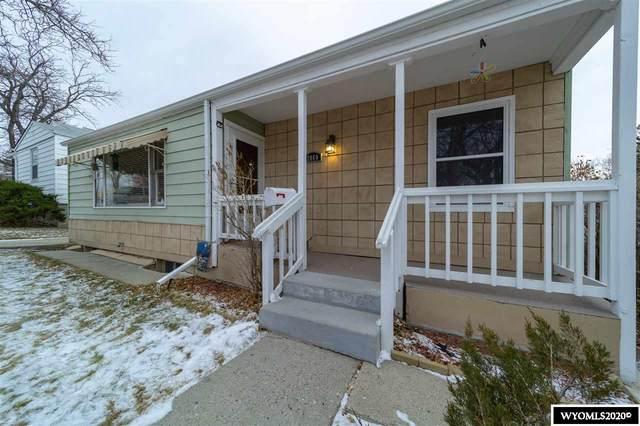 2060 S Cedar Street, Casper, WY 82601 (MLS #20206767) :: Real Estate Leaders