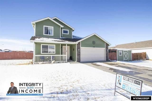 3176 Cold Springs Road, Casper, WY 82604 (MLS #20206969) :: Real Estate Leaders