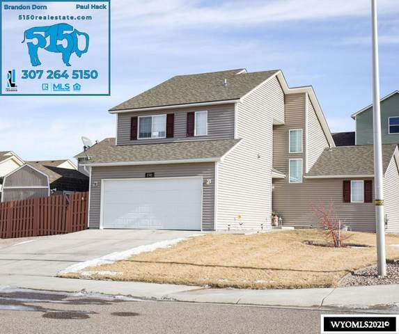 2745 Fairdale Avenue, Casper, WY 82601 (MLS #20210033) :: RE/MAX The Group