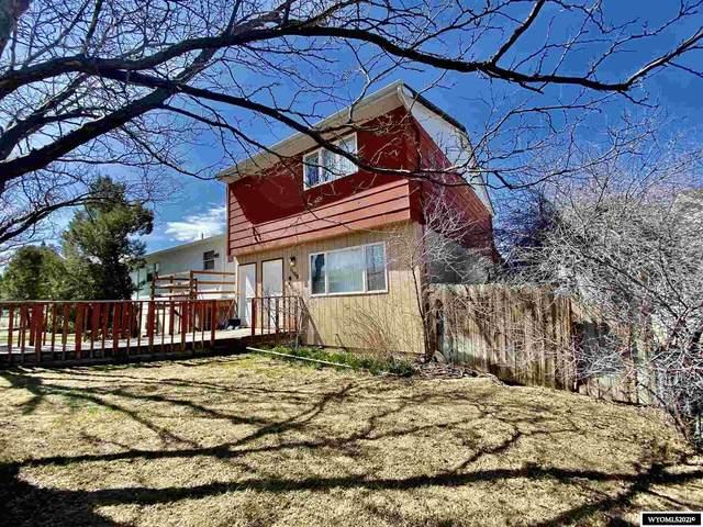 1100 S Nebraska, Casper, WY 82609 (MLS #20211612) :: Lisa Burridge & Associates Real Estate