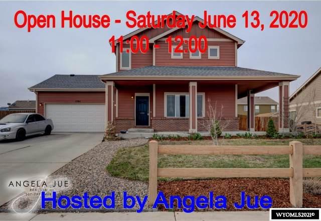 1701 E 25th Street, Casper, WY 82601 (MLS #20212263) :: Broker One Real Estate
