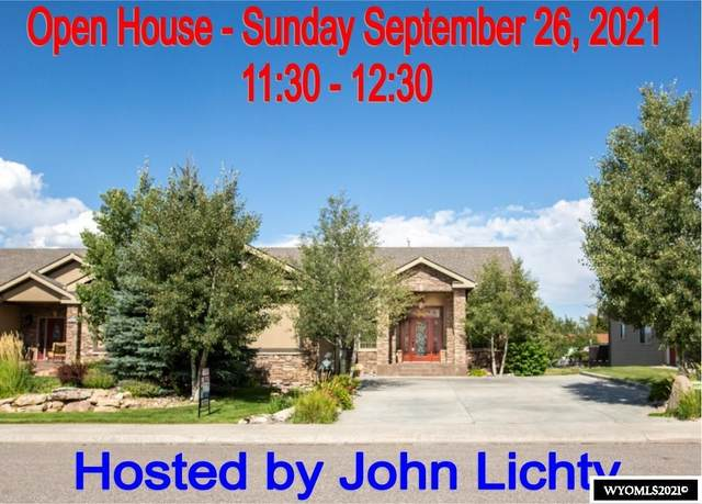 1741 Blue Spruce Drive, Casper, WY 82609 (MLS #20215062) :: Lisa Burridge & Associates Real Estate