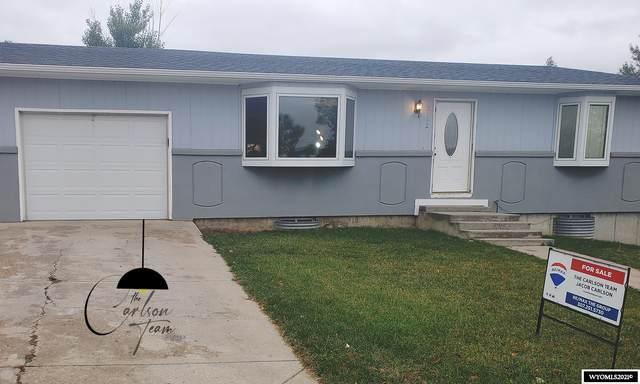 3512 Cottontail Lane, Casper, WY 82609 (MLS #20215846) :: RE/MAX Horizon Realty